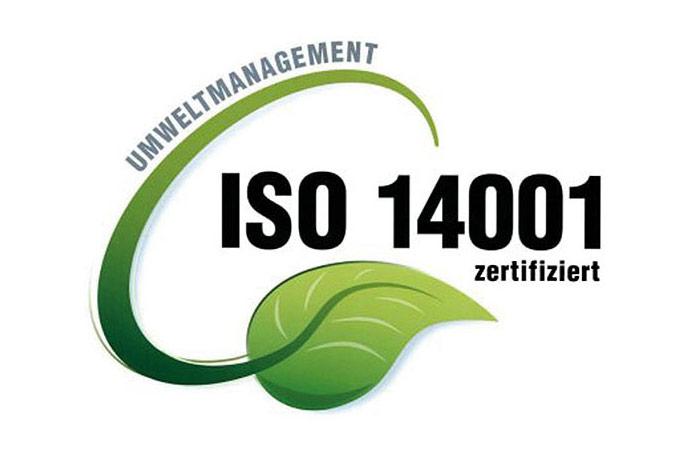Logo DIN ISO 14001
