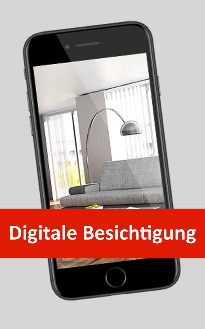 Digitale Besichtigung