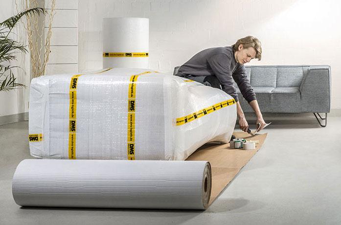 Verpackung Möbel bei Umzug