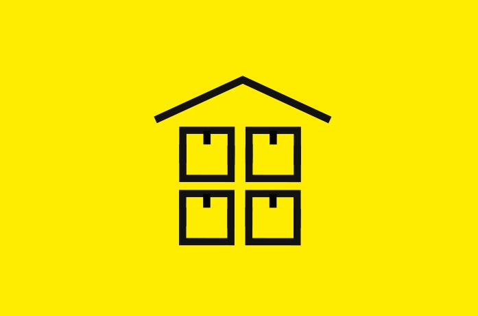 Lagerung Mobiliar & Akten