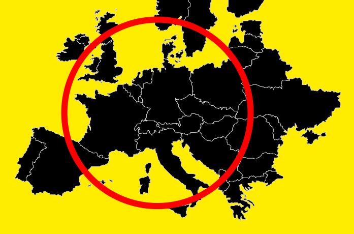 Alle Ziele in Euopa